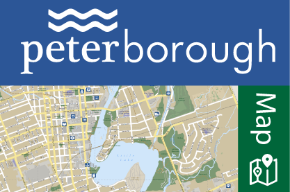 Peterborough City Map