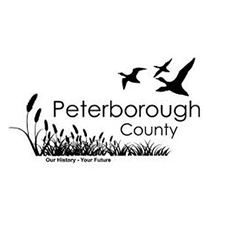 County of Peterborough logo.