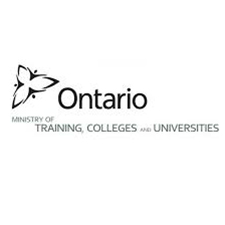 Ministry of Training and Colleges Logo