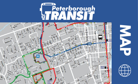 Community Bus Route Map