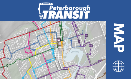 Interactive Transit Map
