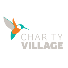 Charity Village logo.
