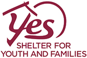 Youth Emergency Shelter logo.