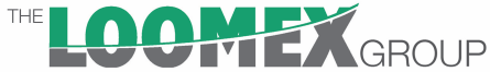 The Loomex group logo