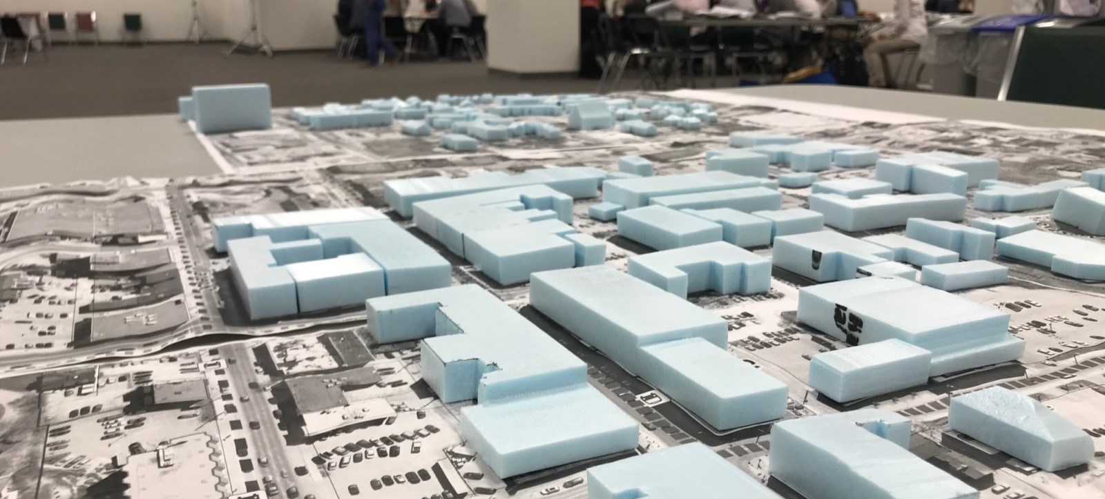 Official Plan design charrette model city