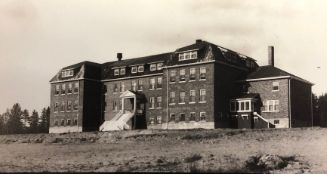Image of Cecilia Jeffrey Residential School